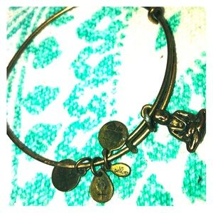 🆕 Alex&Ani Bracelet Buddha Energy Charm